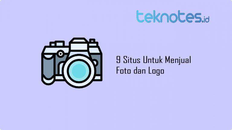 9 Situs Untuk Menjual Foto dan Logo