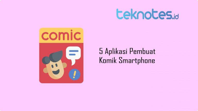 5 Aplikasi Pembuat Komik Smartphone