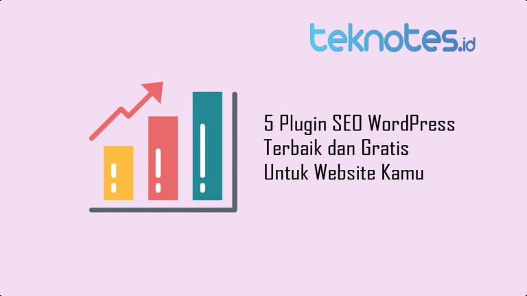 5 Plugin SEO WordPress Terbaik dan Gratis Untuk Website Kamu