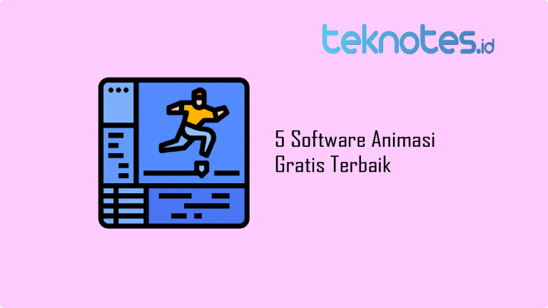 5 Software Animasi Gratis Terbaik